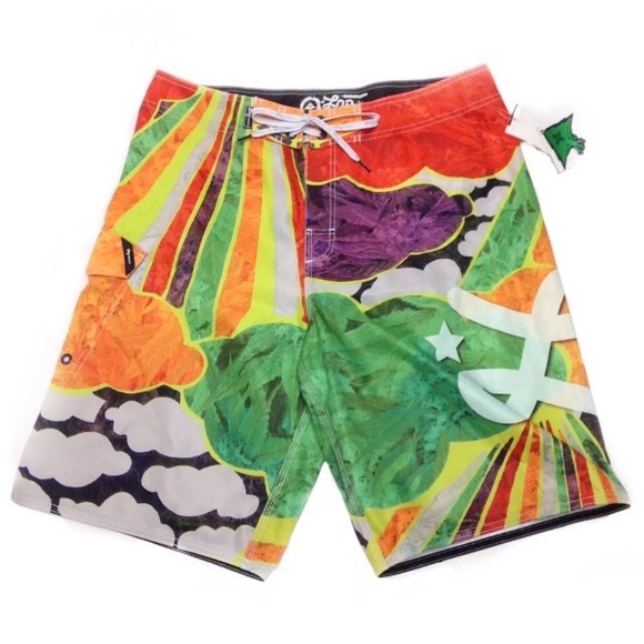 568b3d79e799a Lrg Swim | Boardshorts Board Shorts Trunks Lifted | Poshmark